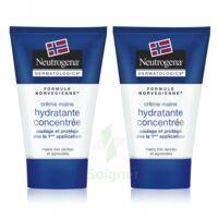 Neutrogena Crème Mains Hydratante Concentrée 2t/50ml à Saverne