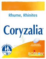 Boiron Coryzalia Comprimés Orodispersibles à Saverne