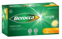 Berocca Energie Comprimés Effervescents Orange B/30 à Saverne