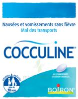 Boiron Cocculine Comprimés Orodispersibles B/40 à Saverne
